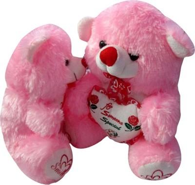 Arthr Soft Touch Cute Two Teddy Bear  - 35