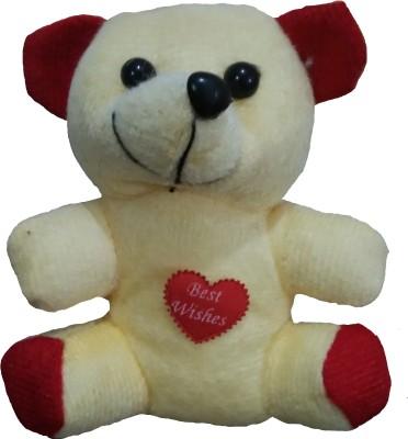 Ekku Cream Teddy  - 5 inch