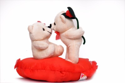 Funzoo Kissing Couple 25cm - 10 inch