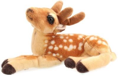 Nb Phoenix Stuffed Soft Plush Toy Kids Birthday Cute Deer  - 30 cm