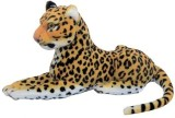 PIST Soft Toys Yellow Cheetah Stuffed  -...