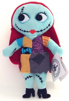 Disney Parks Nightmare Before Christmas Sally Itty Bitty Plush Doll  - 9 inch