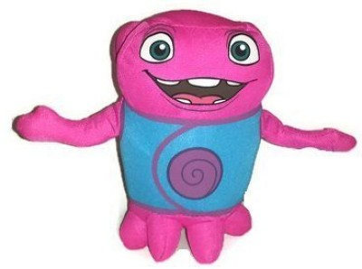 Dreamworks Pink Oh Boov Animation Home 2015 Movie 6 Inch (Small) Doll
