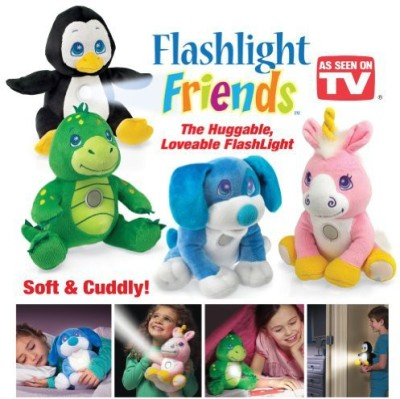 Collections Etc Flashlight Friends The Huggable Loveable Child,S Flash