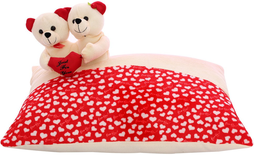 Deals - Delhi - Soft Toys <br> Cushions and Pillows<br> Category - toys_school_supplies<br> Business - Flipkart.com