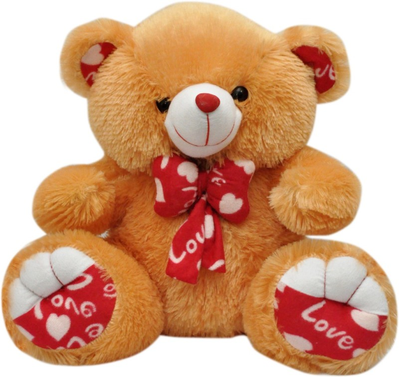 Joey Toys Soft Teddy 50cm  - 19.6 Inch(Brown)