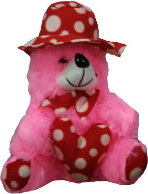 Ekku Hat Teddy  - 7 inch