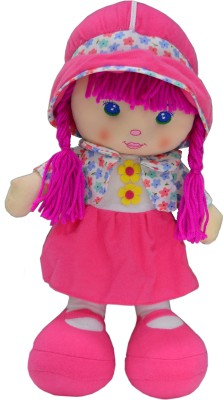 Mera Toy shop Candy Doll 14 inch  - 13 cm