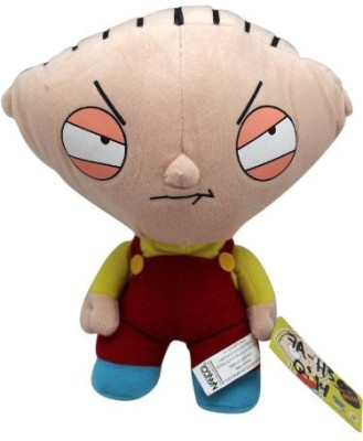 20th Century Fox 10 Inch Family Guy Stewie Griffin Stuffed Plush Doll - 25 inch(Multicolor)