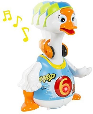 Best Choice Products Walking Dancing Talking Hip Hop Goose 3 Dancing Styles Super Fun Toy  - 25 inch