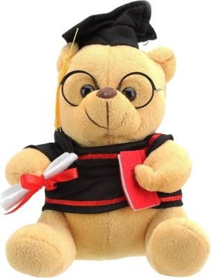 VRV Soft Scholar Teddy Bear  - 15 cm