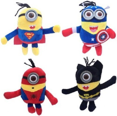Cuddles Collections Avengers minnions 15 cm  - 15 cm