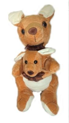 Cuddles Kangaroo With Baby  - 11 inch