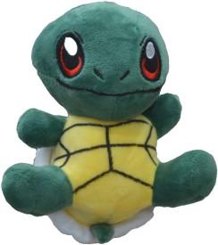 Toyland Plush Toy - 22 cm(Green, Yellow)
