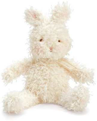 Bunnies by the Bay Shaggy Hoppy Bunny Plush Cream