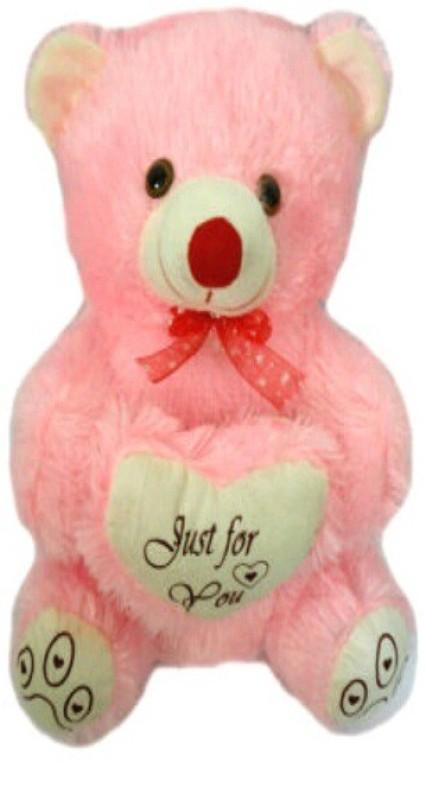 Ktkashish Toys Kashish Cute Teddy Bear 15 Inch  - 15 inch(Pink)
