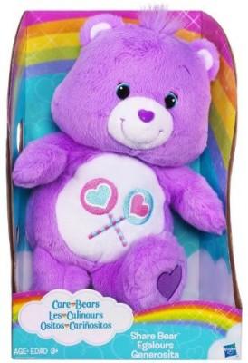Hasbro Care Bears Share Bear 12 Inch Plush  - 25 inch