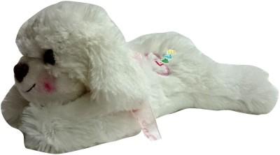 Soft Buddies Lying Love Dog S  - 10 inch