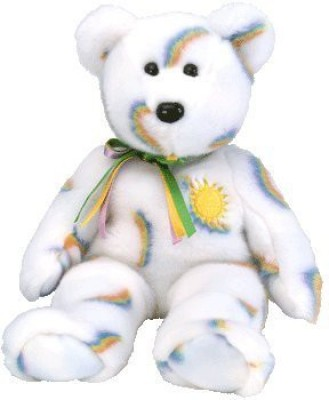 TY Beanie Babies Cheery The Sunshine Bear