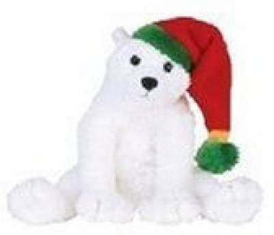 TY Beanie Babies Snowdrift The Polar Bear
