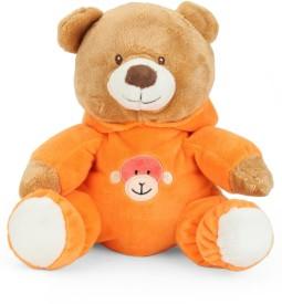 Starwalk Bear Plush in orange Wear - 23 cm(Brown, Orange)