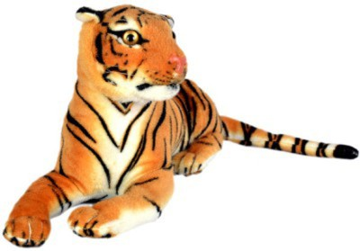 Sargam Cute Tiger,Crafted Using Finest Materials - 18 cm