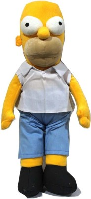Scrazy Scrazy Disney Cartoon Character Simpson Uncle Hoomer  - 54 cm