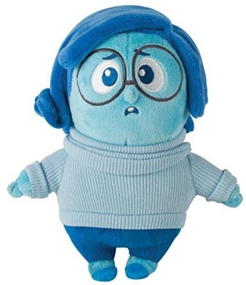 Tomy Inside Out Small Plush, Sadness  - 20 inch