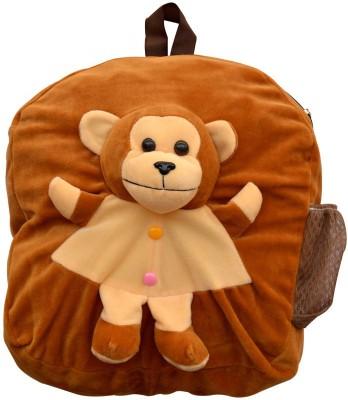 Vpra Mart Soft Toy Monkey Bag  - 33 cm