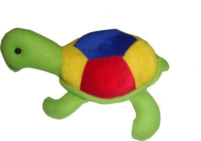 ATC TOYS ATC-TORTOISE Stuffed Toys For Kids Blue_Centered  - 10 cm