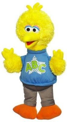 Sesame Street Rockin Abc Big Bird