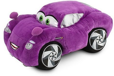 Disney Pixar Cars 2 Movie Exclusive 13 Inch Deluxe Plush Holley