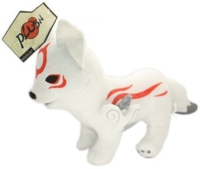 speed up Nintendo Pokemon Okami Chibiterasu Plush Plush