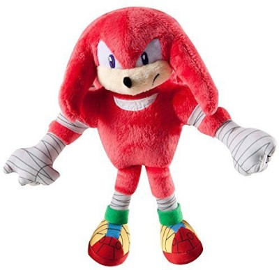 Tomy Sonic Boom Small Plush Knuckles