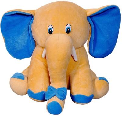 Micomy Stuffed Soft Plush Toy Kids Birthday Elephant  - 36 cm