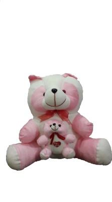 Ekku Mother Panda with Baby  - 12 inch