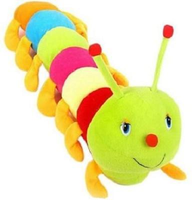 Homeshopeez Soft Toys Caterpillar  - 50 cm