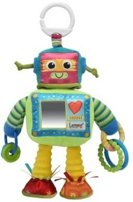 Lamaze Play & Grow Rusty the Robot Toy