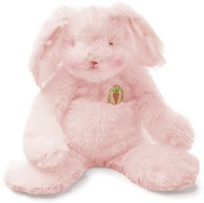 Bunnies by the Bay Nibblet Bunny Plush Pink