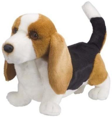 Douglas Cuddle Toys Harold Basset Hound