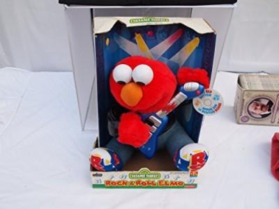 Sesame Street Fisherprice Rock ,N Roll Elmo