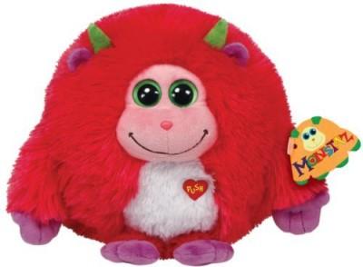 Ty Monstaz Trixie Plush Pink