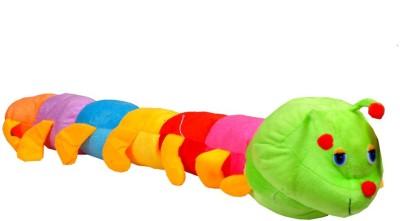 NRN TOYS Soft Catterpiller for Kids  - 12.7