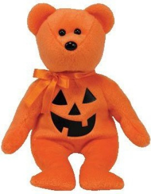 Ty Inc. Ty Beanie Babies Treats Pumpkin Bear