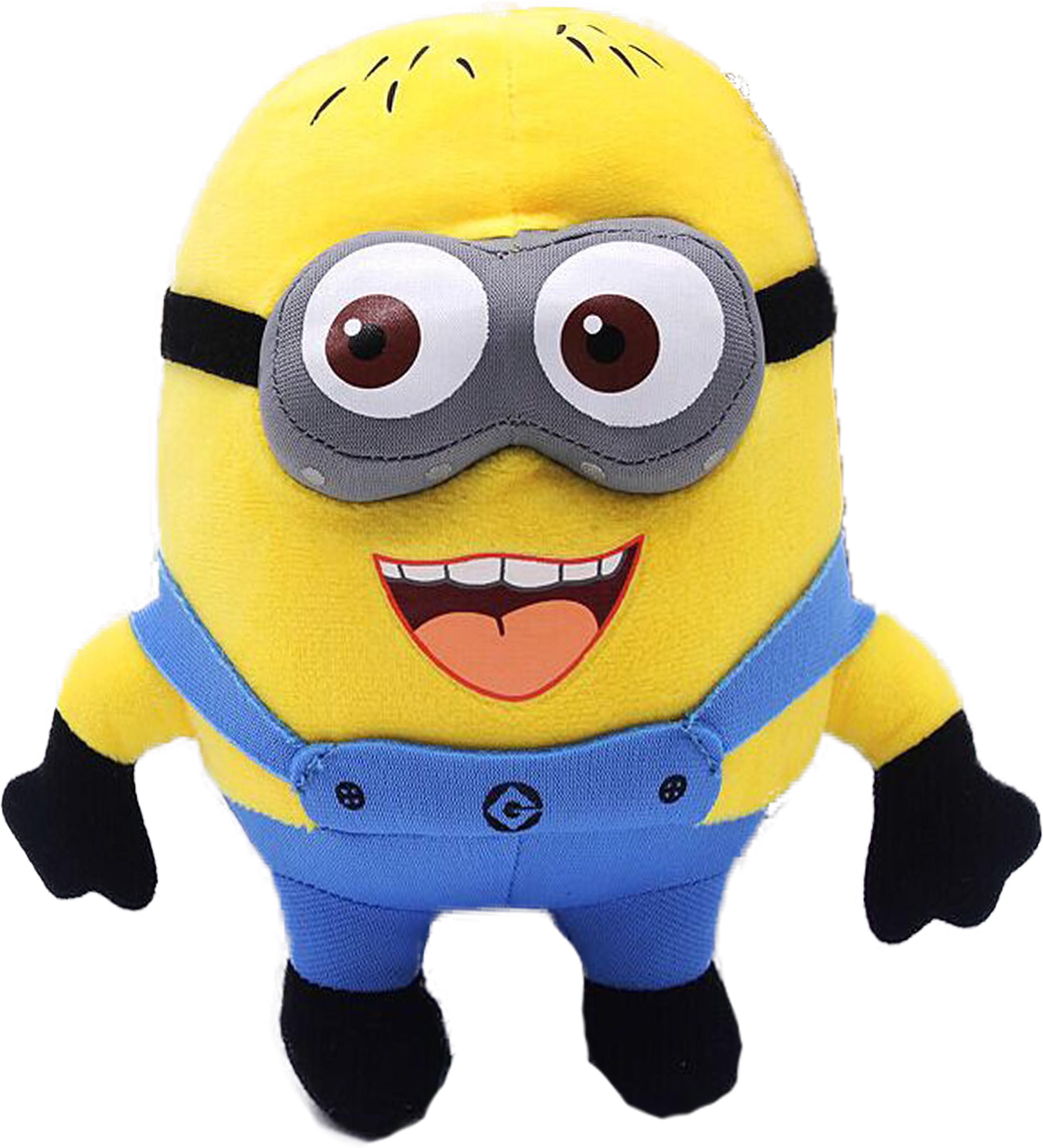 e6f68293e7ee Efinito Gifts Minion Big Plush Soft Toy Stuffed TeddyDoll - 8 inch(Yellow,  Blue