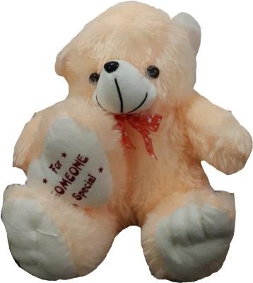 Ekku Heart teddy  - 15 inch