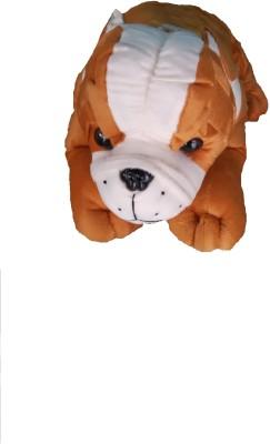 Ekku Laying Dog  - 6 inch