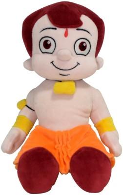 Chhota Bheem Plush Toy – Sitting  - 30 cm
