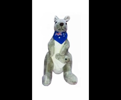 7ce8dc54fe6 56%off meghanshi soft kangaroo with baby- 30 cm - 30 cm