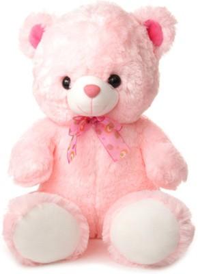 Ewi Soft & Cute Stuff Teddy Bear ( Pink )  - 45 cm